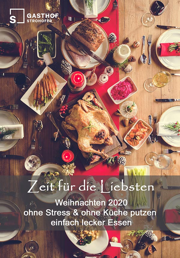 Weihnachts-Catering 2020
