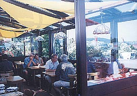 Chronik Autohof Strohofer - Restaurant 1987